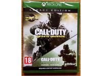 Call of Duty (COD), Infinite Warfare - Legacy Edition, Xbox One