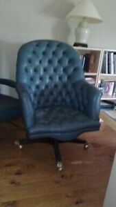 Office chairs  one swivel , 2 visitors chairs Ardross Melville Area Preview