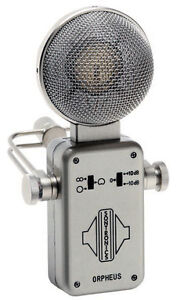 Sontronics Orpheus - multi pattern condenser microphone