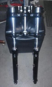 Harley Davidson Front Forks South Morang Whittlesea Area Preview