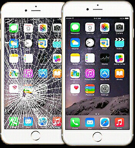 iPhone Screen Repair..We Come To You!4/4s/5/5c/5s/5se/6/6+