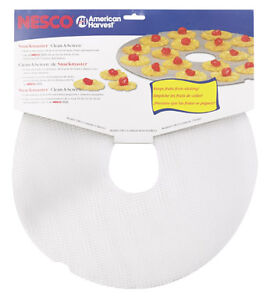 Nesco-Clean-A-Screen-Foodscreen-Dehydrator-Accessory-LM-2-6-NEW