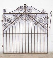 garden gate - I'm looking for an antique garden gate