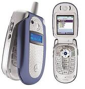 Motorola V400 Cell Phone