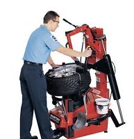 Small tire shop looking for tire installer