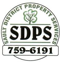 Spring landscaping services
