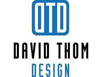 DAVID THOM DESIGN = GRAPHIC DESIGN - WEB DESIGN - PHOTOGRAPHY - RETOUCHING