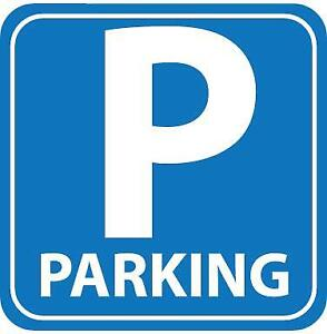 Parking space-overbrook, available immediately