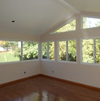 Sun rooms and additions, custom designed and built