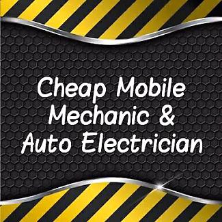 Cheap auto electrician / mechanic