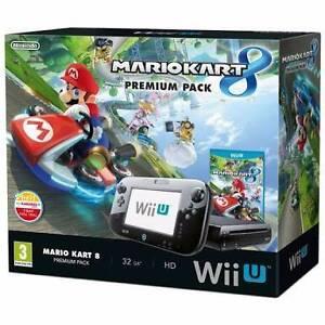 Wii u premium 3 months old Bacchus Marsh Moorabool Area Preview