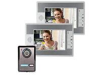 Brand New Security Doorbell Intercom Camera Set