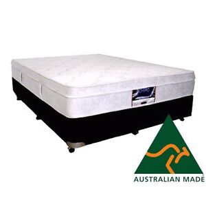 *Free Delivery. Queen size Pillow Top Mattress, Australian Made. Dandenong South Greater Dandenong Preview