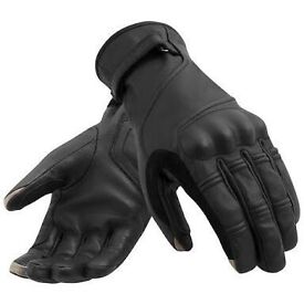 Connect touch feature MOTORBIKE LEATHER GLOVES