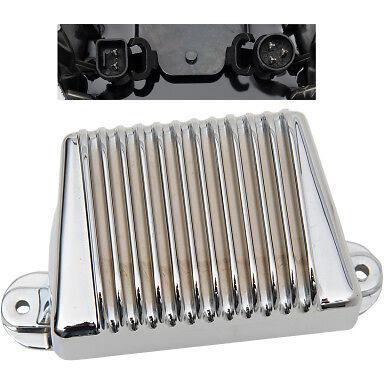 voltage regulator chrome harley flht flhtc electra glide. Black Bedroom Furniture Sets. Home Design Ideas