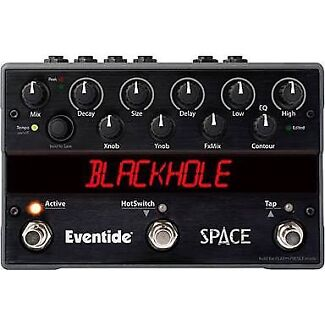 Eventide space with GigRig Evenflo adapter