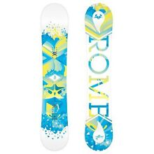 Women's Jett Rome Snowboard (150 size) with Burton Mission Bindings Cabarita Canada Bay Area Preview