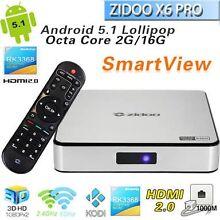 Zidoo X6 Pro Android TV Box Ashfield Ashfield Area Preview