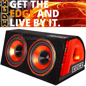 Brand New edge twin sub swap or sale