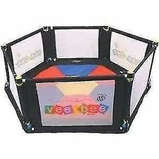 Wanted: VeeBee 6 sided playpen with mat