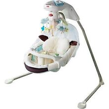 Fisher and Price baby swing Cessnock Cessnock Area Preview