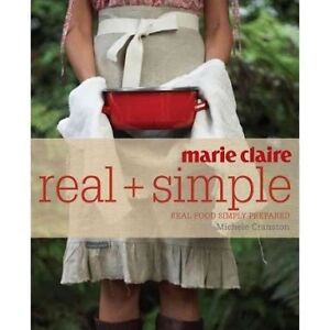 Cook book Marie Claire Real + Simple Westleigh Hornsby Area Preview
