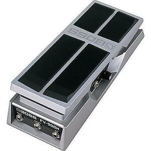 BOSS FV-500H VOLUME AND EXPRESSION PEDAL FOR SALE - BRAND NEW, GREAT PRICE!!! $149.99