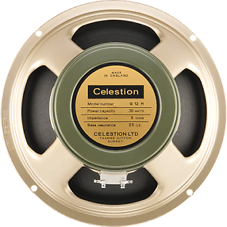 Celestion Heritage G12H 30 Watts 8ohm 55hz