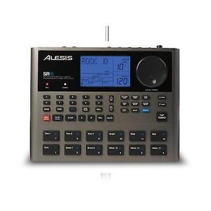 ALESIS SR18 PORTABLE DRUM MACHINE  FOR SALE - BRAND NEW, INCREDIBLE PRICE-  A VENDRE - NEUF, PRIX INCROYABLE- $329
