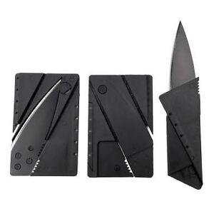 Credit Card pocket knife Cranebrook Penrith Area Preview