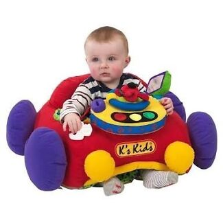 Infant Toddler Big Red Car Musical Chair Jimboomba Logan Area Preview
