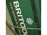 Britool mig gas welder 161 amp