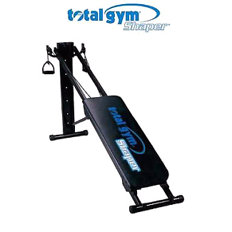 Total Gym Shaper