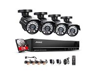 HD CCTV SYSTEM HOME OR BUSINESS