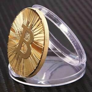 Bitcoin souvenir coins Greenacres Port Adelaide Area Preview