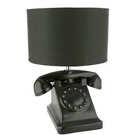 Reto Telephone Lamp