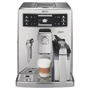 Philips Saeco Exelsis coffee machine Rivervale Belmont Area Preview