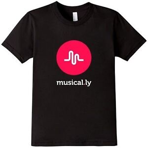 musical.ly T-Shirts (only 10 available) Sunbury Hume Area Preview