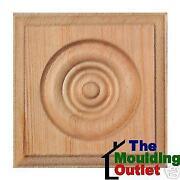 Corner Block Molding