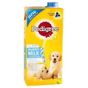 CARTON of puppy milk (6x1L) Blackalls Park Lake Macquarie Area Preview