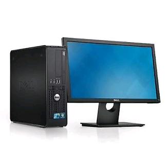 Get desktop pc and replacement for you slow laptop