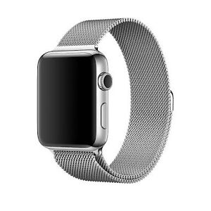 BRAND NEW - Milanese Apple Watch Band 42mm Glen Alpine Campbelltown Area Preview