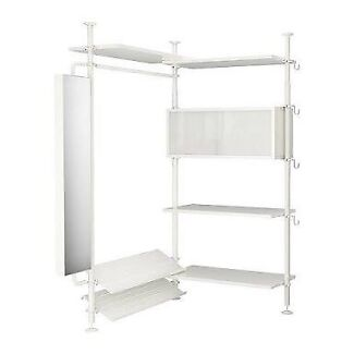 IKEA shelving system in perfect condition