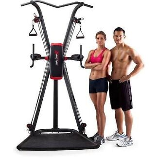 Weider X-Factor plus cable home gym Seacombe Heights Marion Area Preview