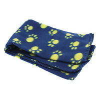 Personalized Paw Print Blanket or Mat