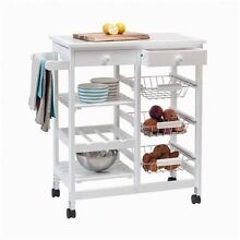 Kmart tile top kitchen trolley Milton Brisbane North West Preview
