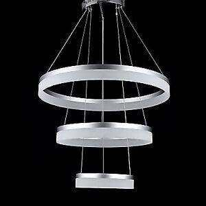 Suspended LED Light (Uri) 3 Rings - NEW