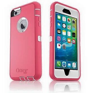 Otterbox Iphone 6 Plus & 6 S plus case Hot Pink