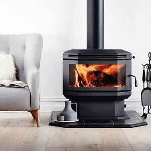 Wood Fireplace installer required Roseville Ku-ring-gai Area Preview