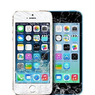 Deception Bay iPhone screen battery repairs